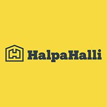 Halpa-Halli logo