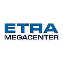 Etra Megacenter logo